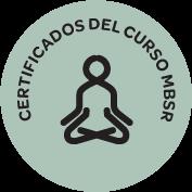 certificados del curso MBSR